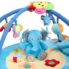 Kép 2/2 - Játszószőnyeg zenélő PlayTo - elefánt