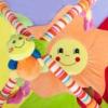 Kép 2/3 - Játszószőnyeg PlayTo - százlábú