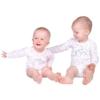 Kép 2/2 - Baba kardigán New Baby csillagos szürke