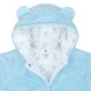 Kép 2/2 - Téli baba kabát New Baby macis kék