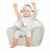 Kép 2/2 - Baba rüvid ujjú póló és nadrág New Baby csíkos mintás
