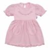 Kép 1/2 - Babaruha New Baby - pöttyös, rózsaszín