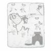 Kép 2/2 - 14 részes pamut baba együttes New Baby - ECO dobozban