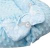 Kép 2/2 - Prémium babafészek párnával és paplannal New Baby - minky anyag, mintás