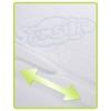 Kép 2/2 - Baba párna  (reflux párna), babakocsiba- ék alakú Sensillo fehér
