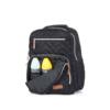 Kép 2/2 - Chipolino babakocsira rögzíthető hátizsák - Black 2020