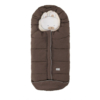 Kép 1/2 - Nuvita AW Junior Cuccioli bundazsák 100cm - Rabbit Melange Brown / Beige - 9605