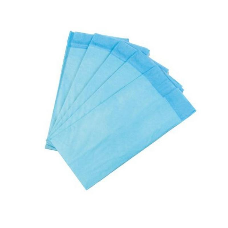 Eldobható alátét Akuku 60x90 - 5 db kék