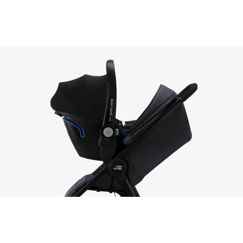 Britax Römer CLICK & GO® adapter B-Agile M/R babakocsihoz