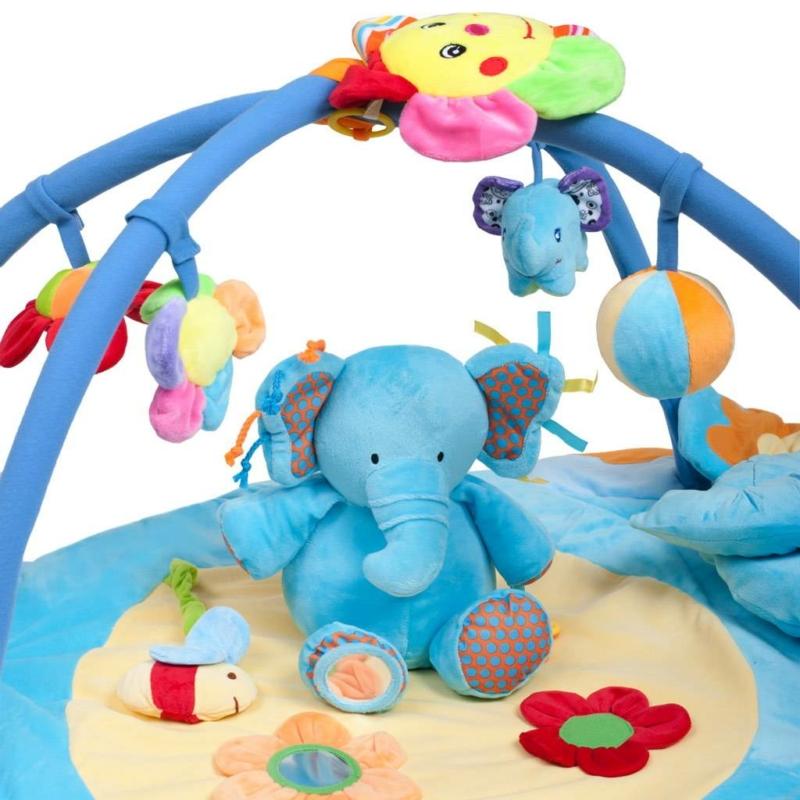 Játszószőnyeg zenélő PlayTo - elefánt