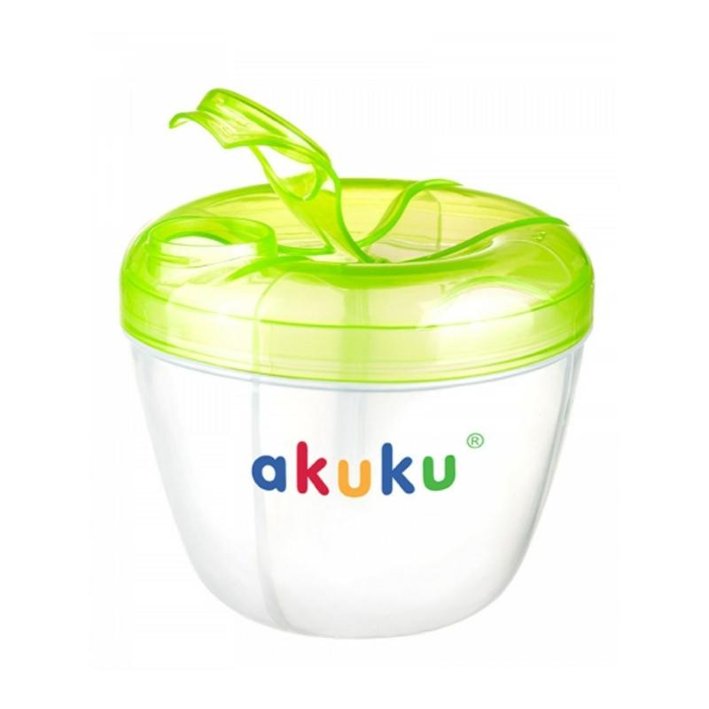 Tápszer adagoló Akuku zöld