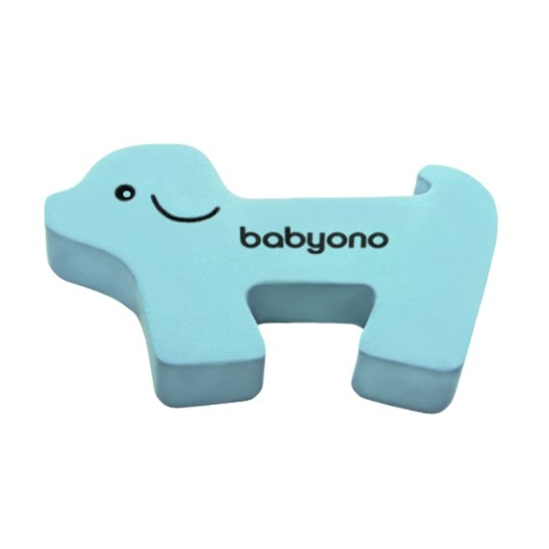 Ajtóütköző Baby Ono kutyus kék