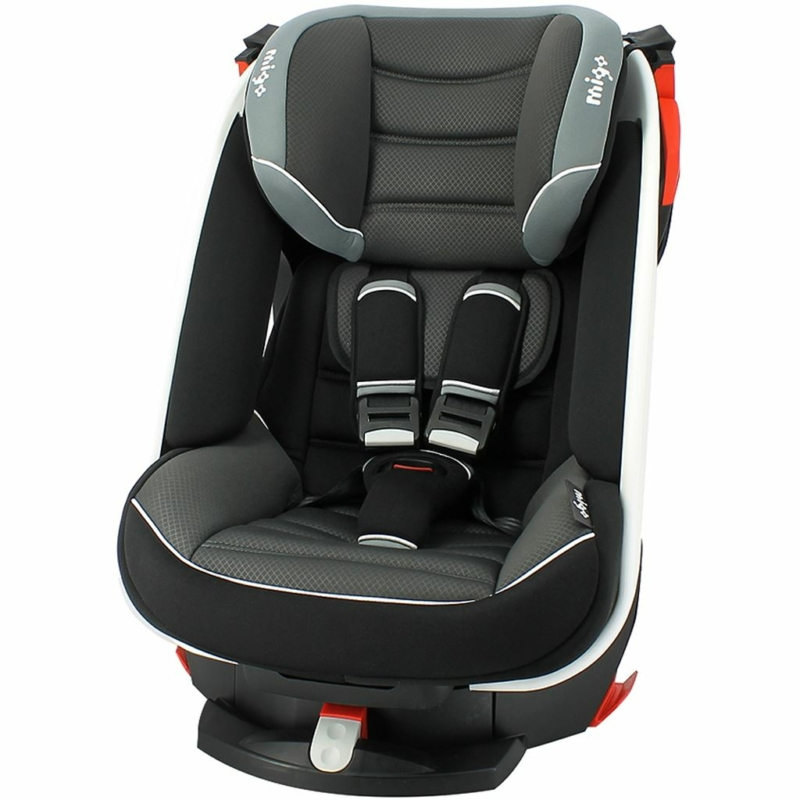 Autós gyerekülés Nania Migo Saturn Premium Black 9-18 kg