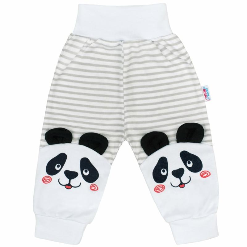 Baba nadrág New Baby - Panda