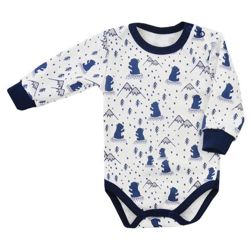 Baba body Koala- Jeges macival, kék