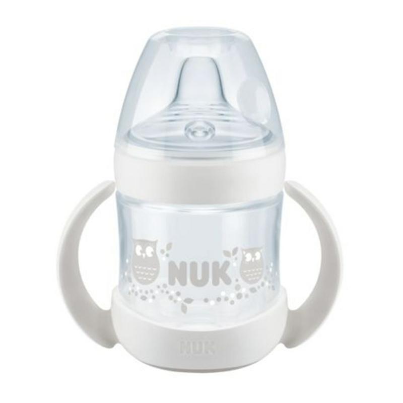 Baba itatópohár NUK Nature Sense 150 ml fehér