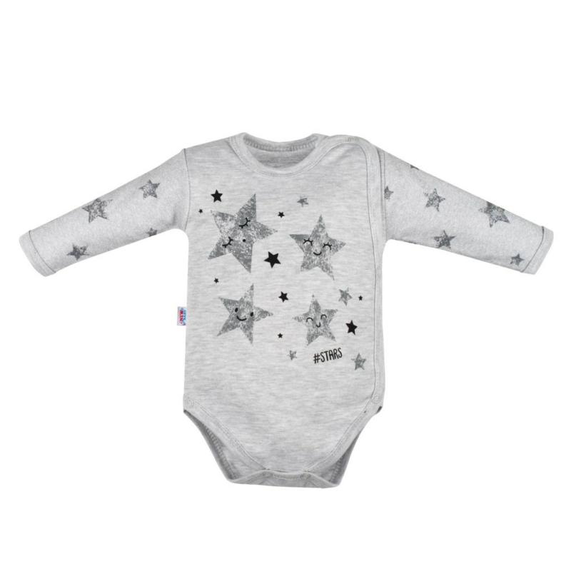 Baba patentos body New Baby - csillagokkal