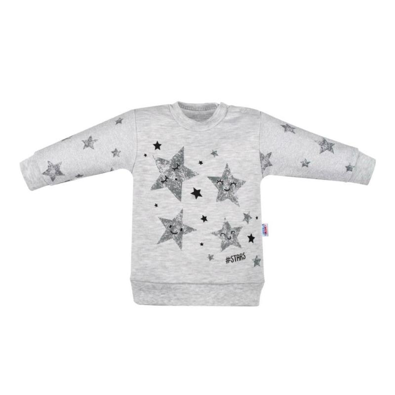Baba pulóver New Baby - csillagokkal