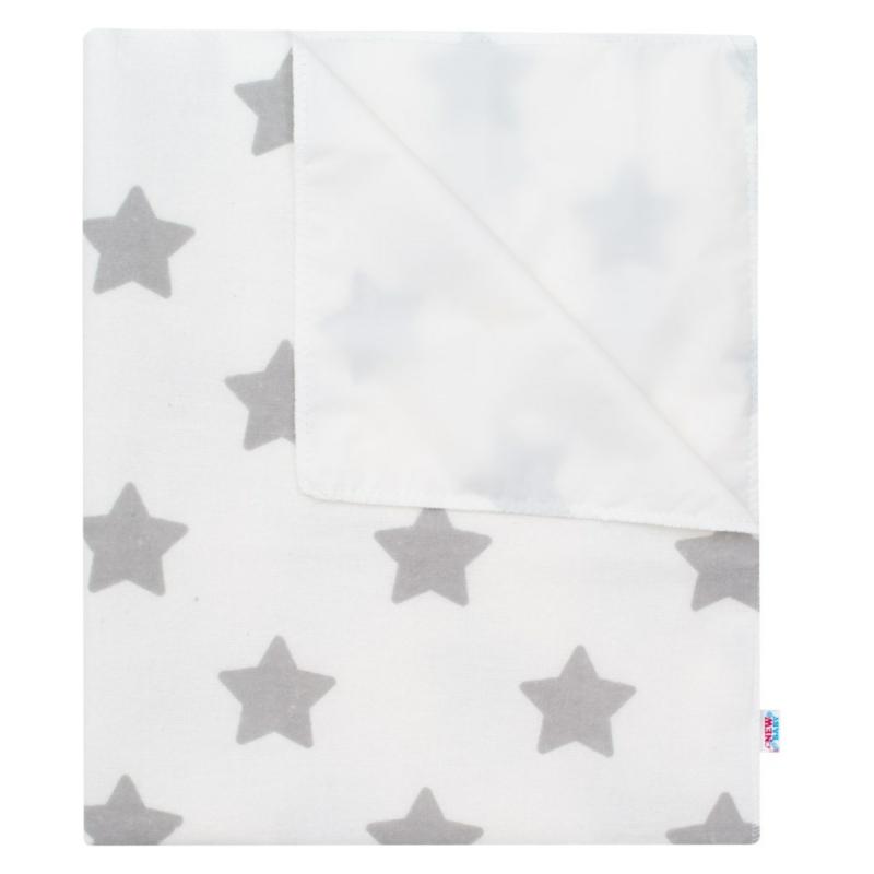 Vízálló pelenkázó alátét New Baby csillagok