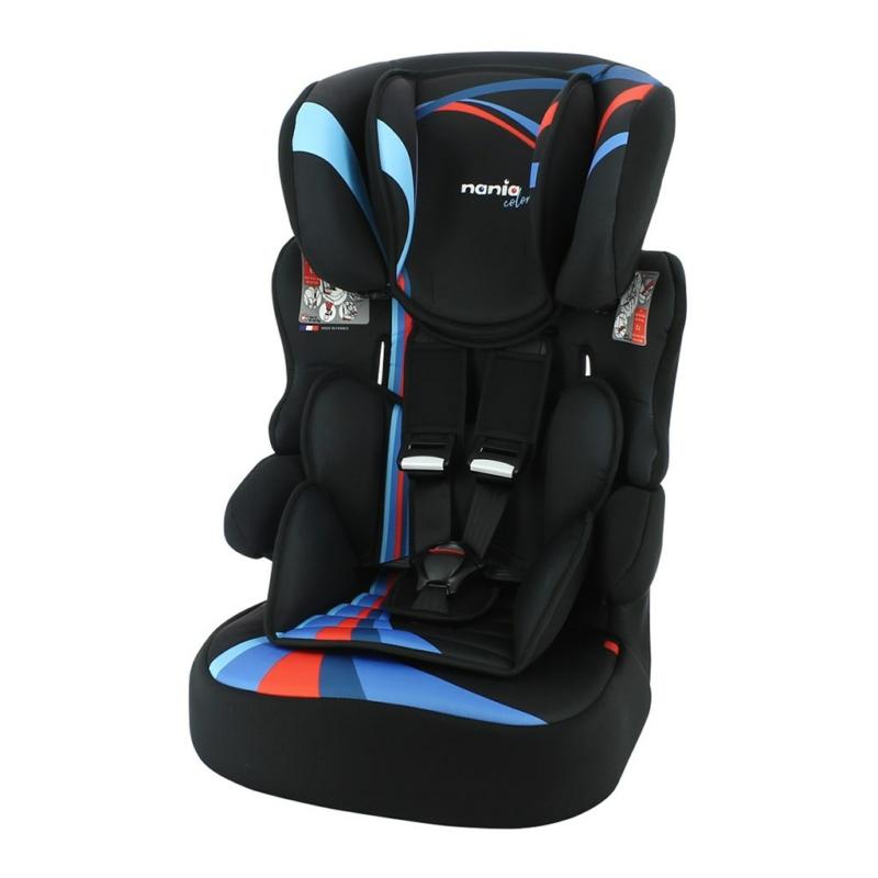 Autós gyerekülés Nania Beline SP Colors blue 2020, 9-36 kg
