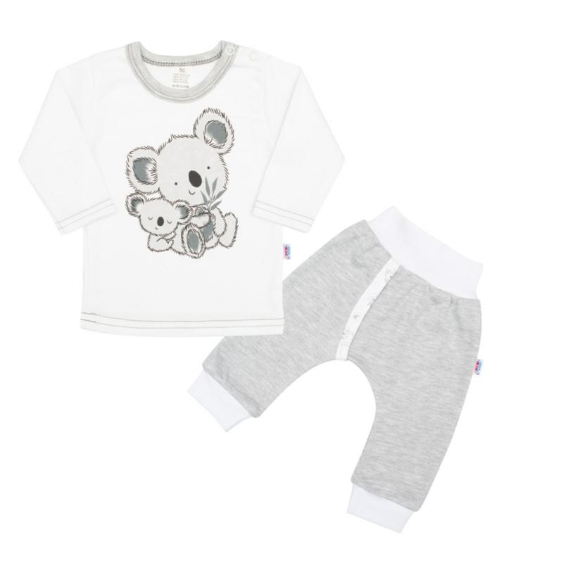 Baba hosszú ujjú póló és nadrág New Baby - koala macis