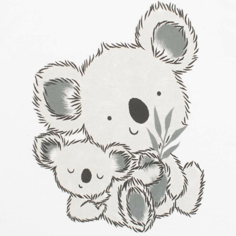 Baba hosszú ujjú póló és nadrág New Baby koala macis