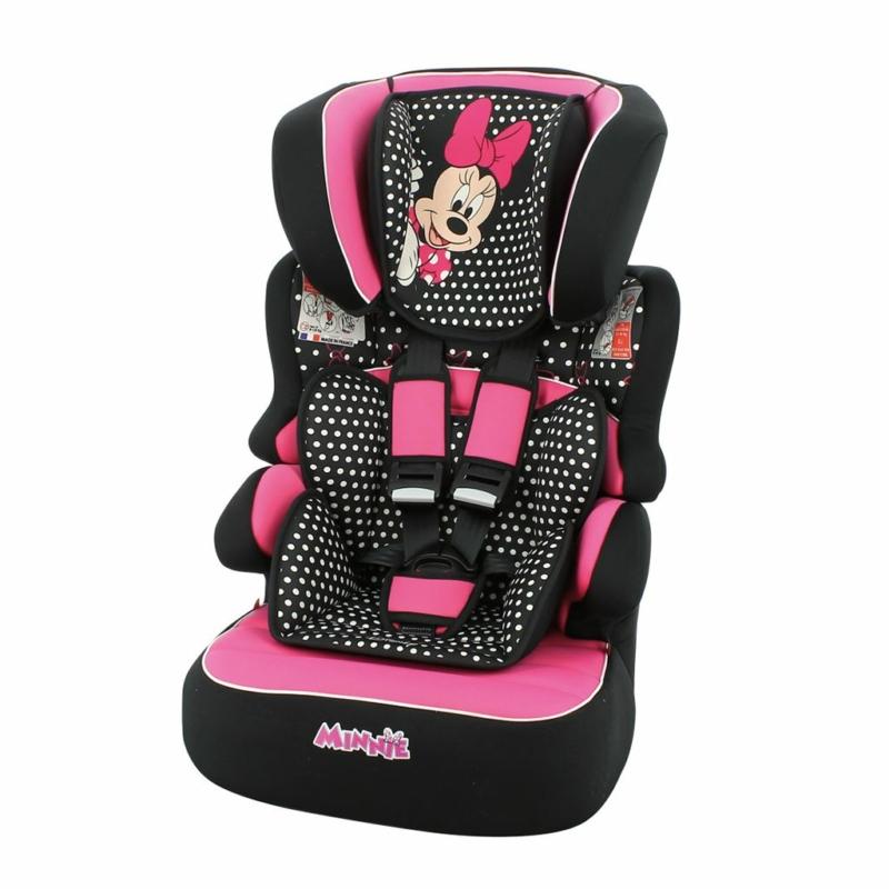 Autós gyerekülés Nania Beline Sp Luxe Minnie 2020, 9-36 kg