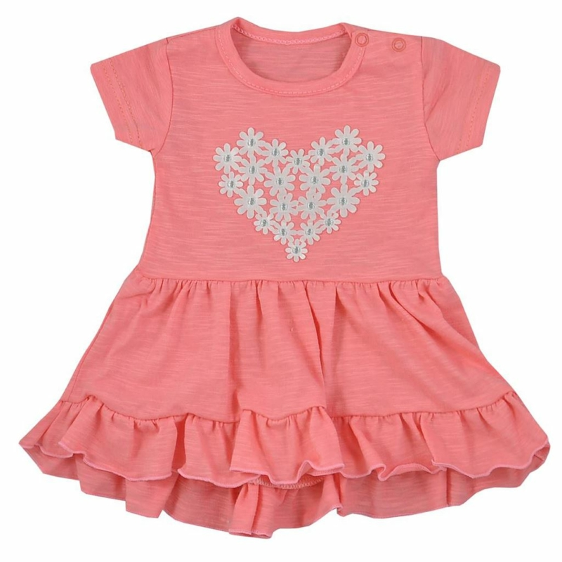 Baba nyári ruha Koala- Emma, világos rózsaszín
