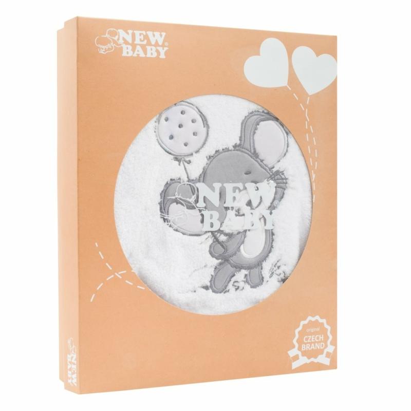14 részes baba együttes New Baby - ECO dobozban