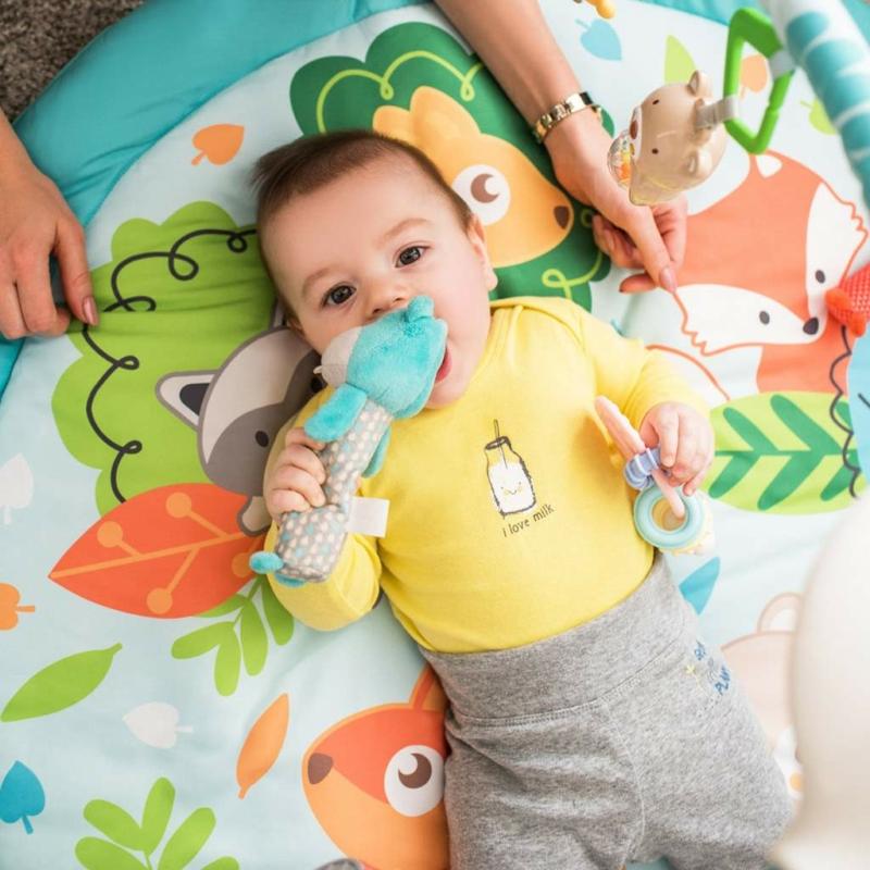 Plüss marokfigura Baby Ono Hippo Marcel