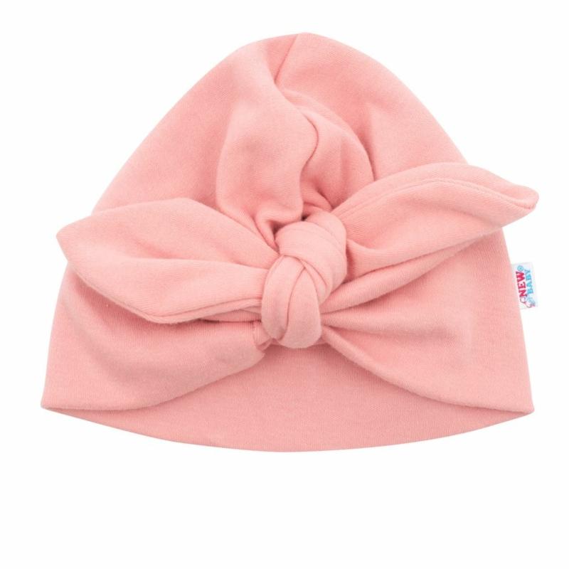 Babaruha és sapka New Baby rózsaszín