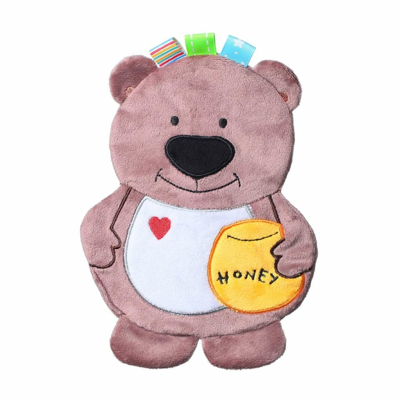 Plüss játék Baby Ono Flat Bear Todd