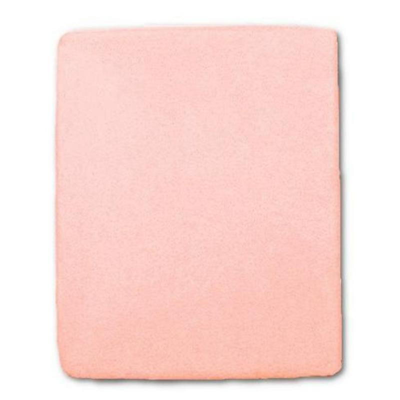 Víztaszító lepedő New Baby 120x60 rózsaszín