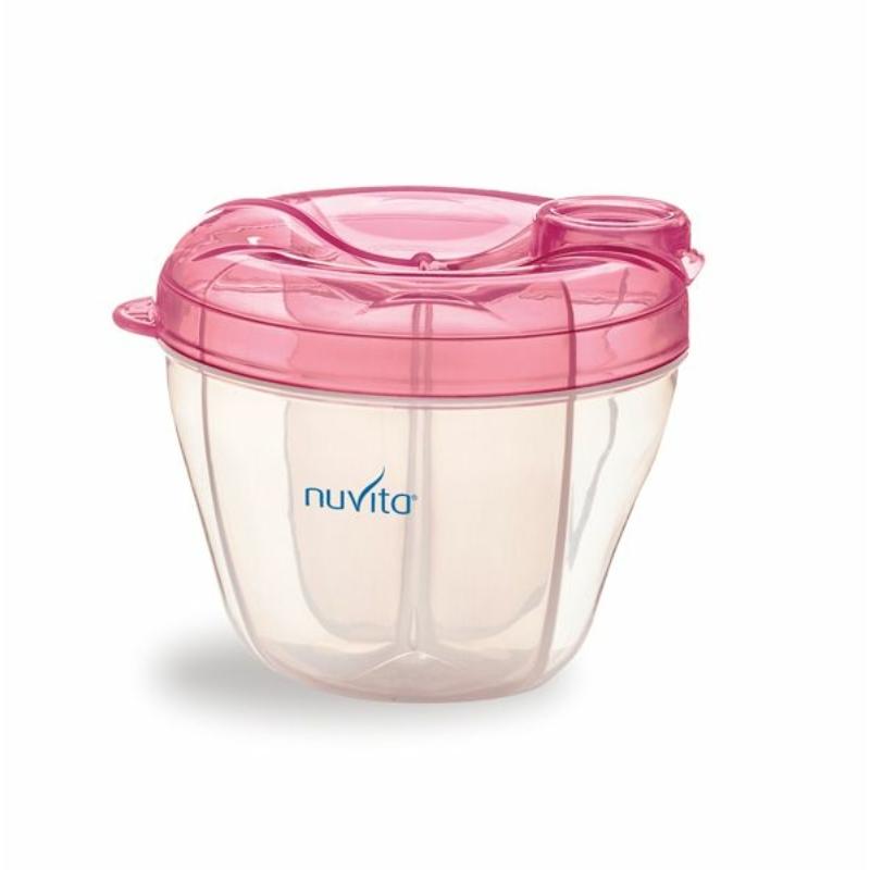 Nuvita Tápszertartó - Pink - 1461 !! kifutó !!