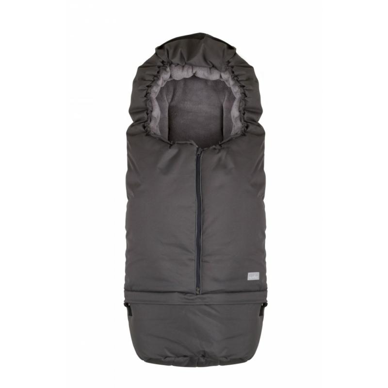 Nuvita AW Junior Carry On bundazsák 105cm - Dark Grey / Grey - 9845