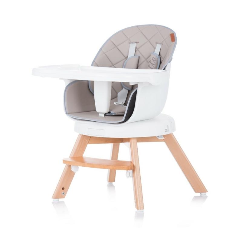 Chipolino Rotto fix etetőszék és ülésmagasító - Mocca 2020